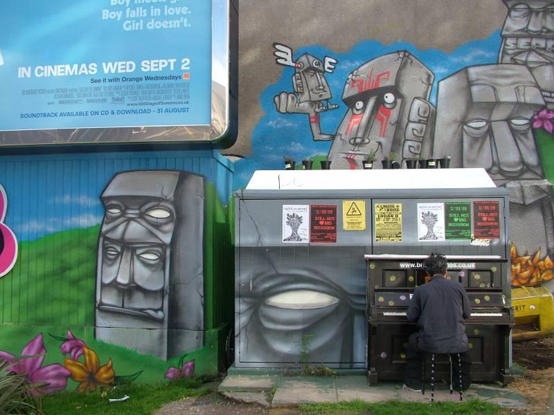 Bristol, UK 2009