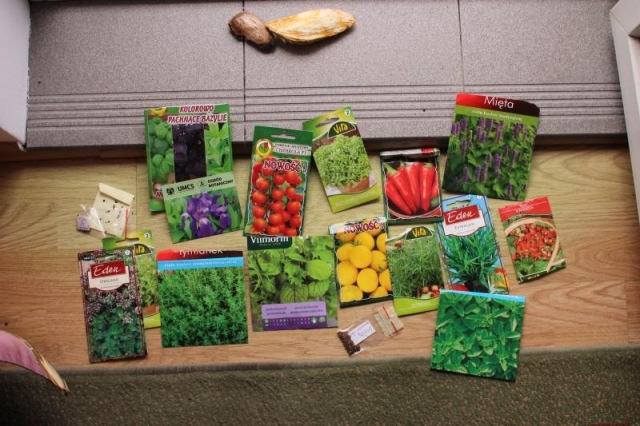 Nasiona i zioła