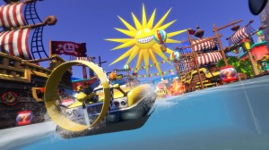 Sonic All Star Racing Transformed - recenzja