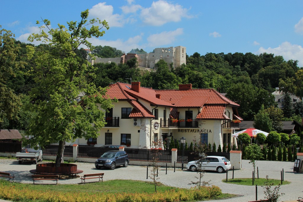 Kazimierz Dolny - Bulwar