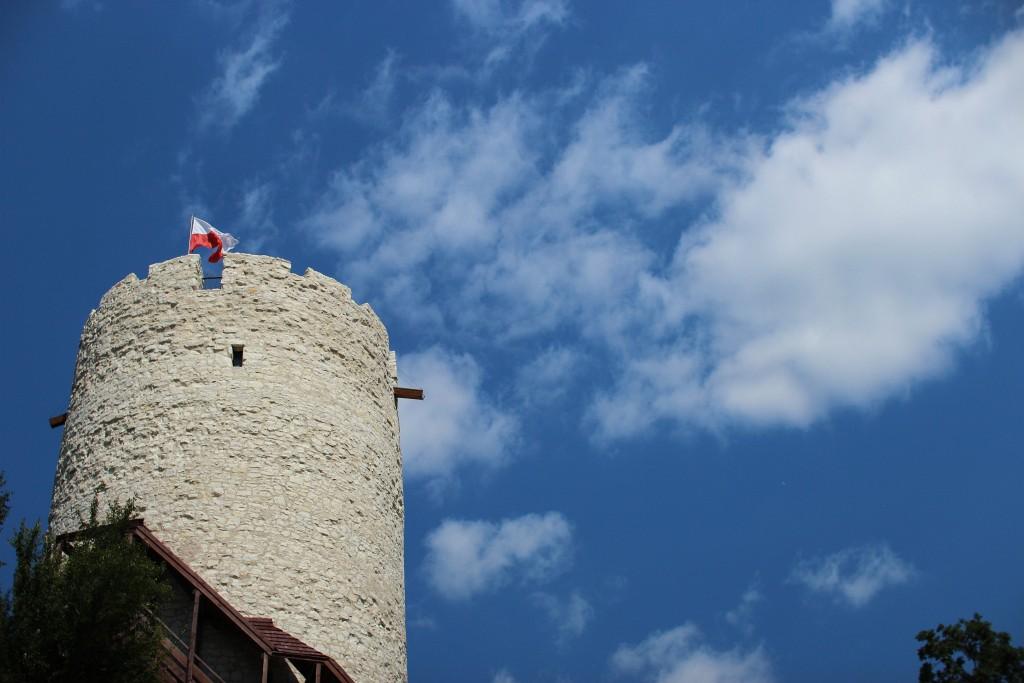 Baszta w Kazimierzu Dolnym
