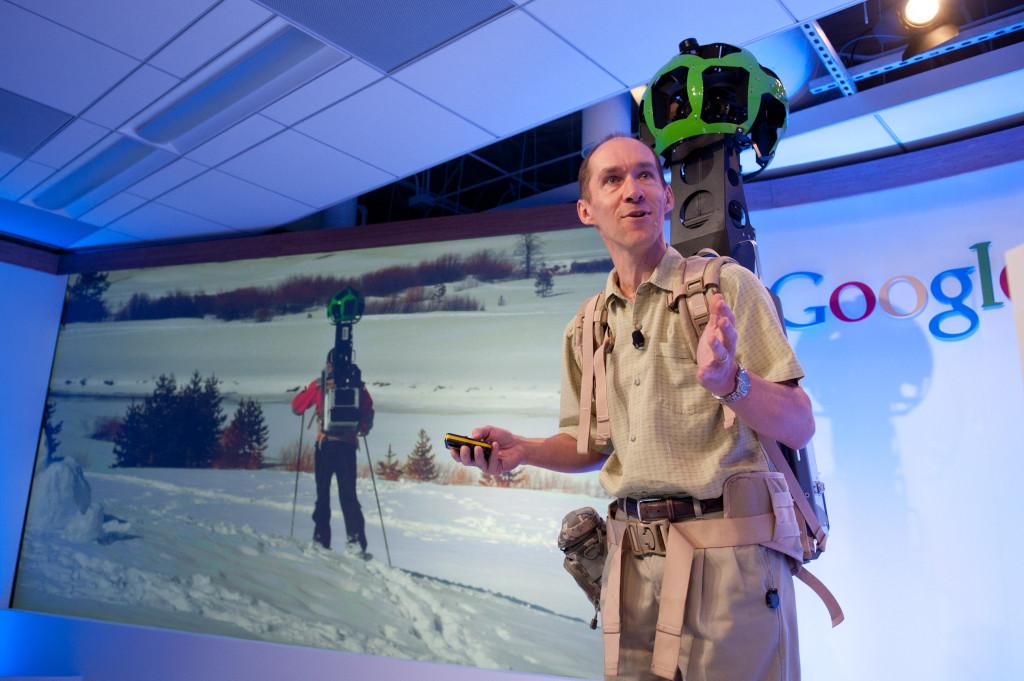 Luc Vincent, inżynier Google