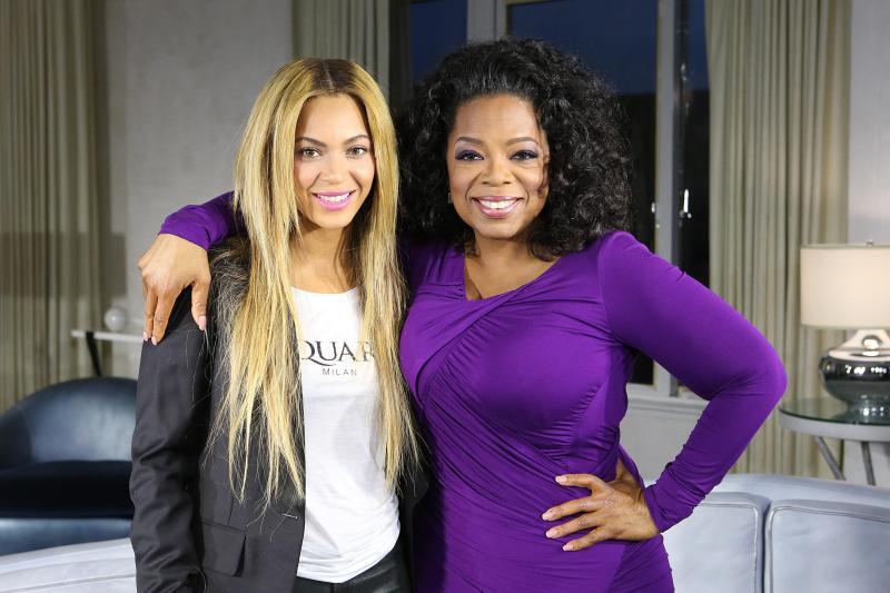 Oprah Winfrey w TLC Polska