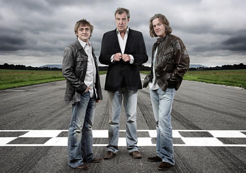 Ekipa programu Top Gear