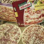 Pizza Trattoria Alfredo z Lidla