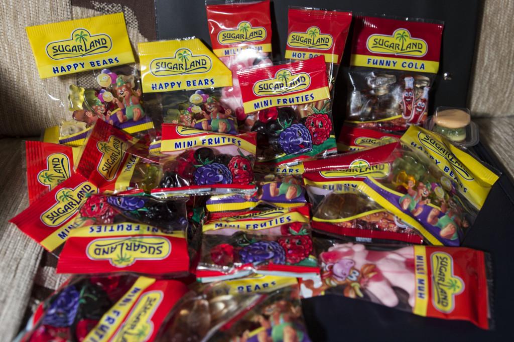 Żelki Sugarland Mix z Lidla