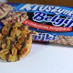 Kruszynki Belgijki - z kawałkami czekolady