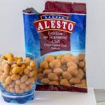 Orzeszki w cieście z chilli Alesto z Lidla