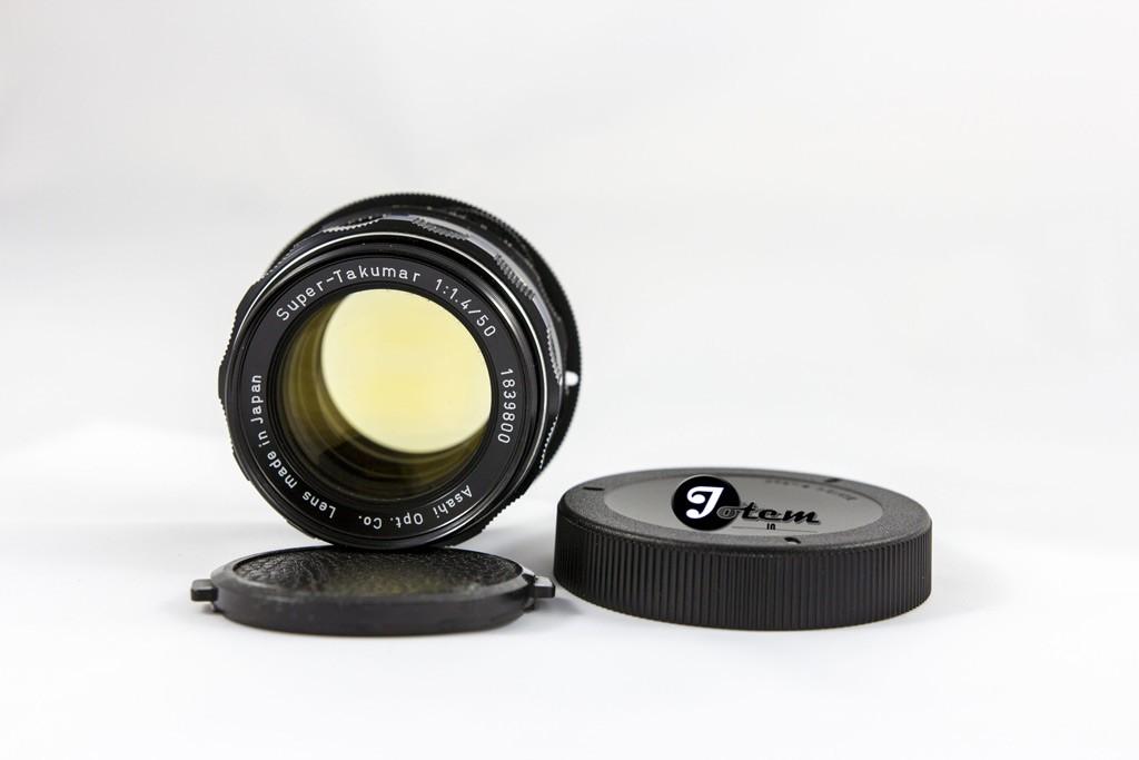 Obiektyw Super Takumar 1,4 50mm M42