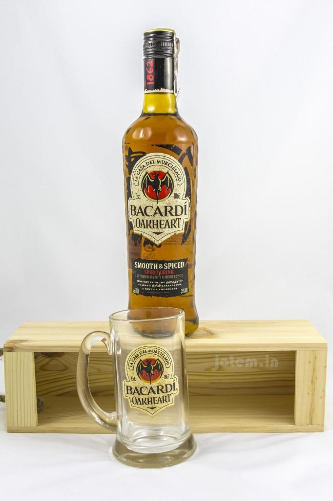 Bacardi Oakheart - rum
