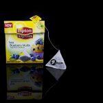 Herbata Lipton - Jagodowe Muffinki