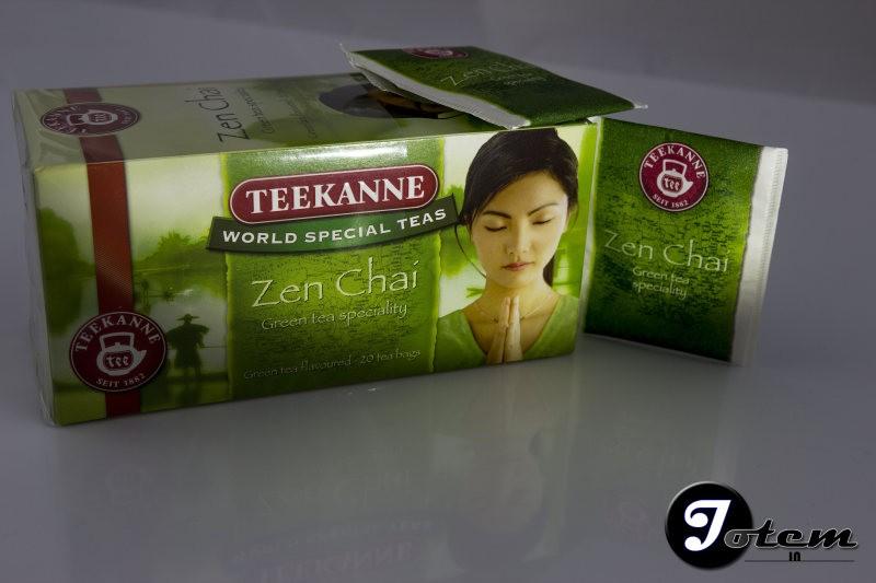 Zen Chai Tea od Teekanne
