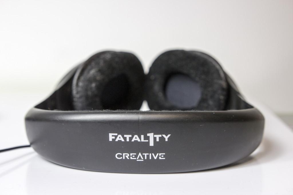 Creative Fatality HS 800