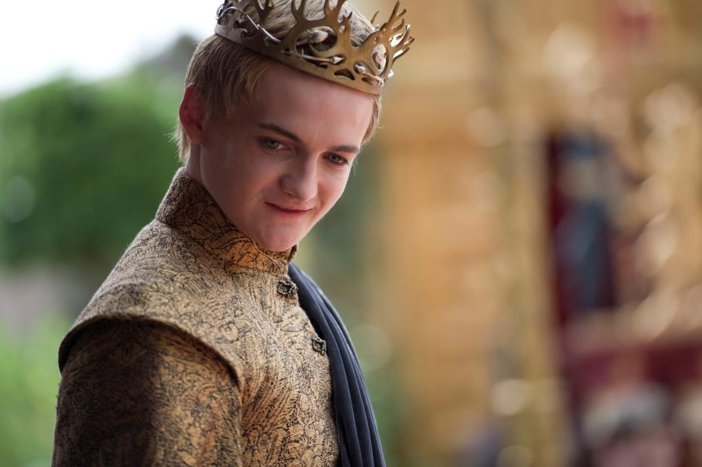 Gra o Tron S04E01 King Joffrey Baratheon