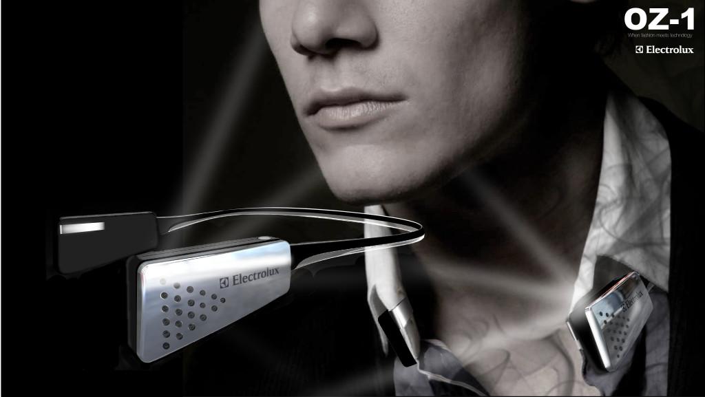 Electrolux Design Lab: OZ-1 usuwacz zapachów