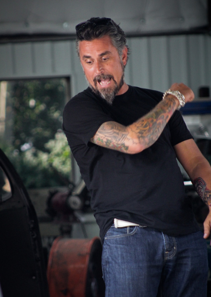 Richard Rawlings z Gas Monkey fot. DCL