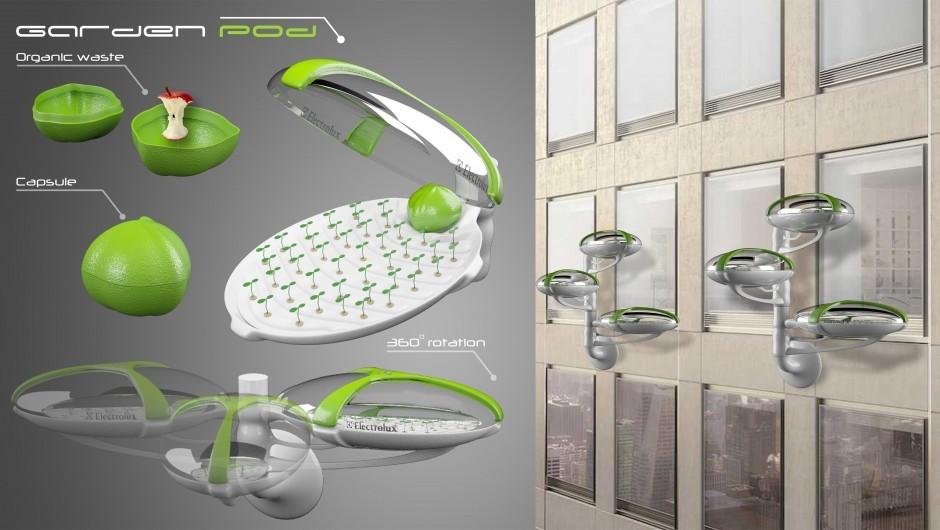 Electrolux Design Lab - Garden Pod