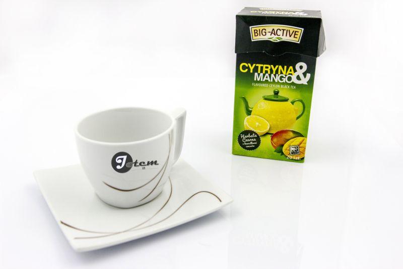 herbata bio activ mango cytryna