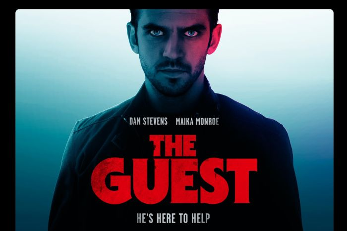 Gość (The Guest) - Średni film ze świetną muzyką