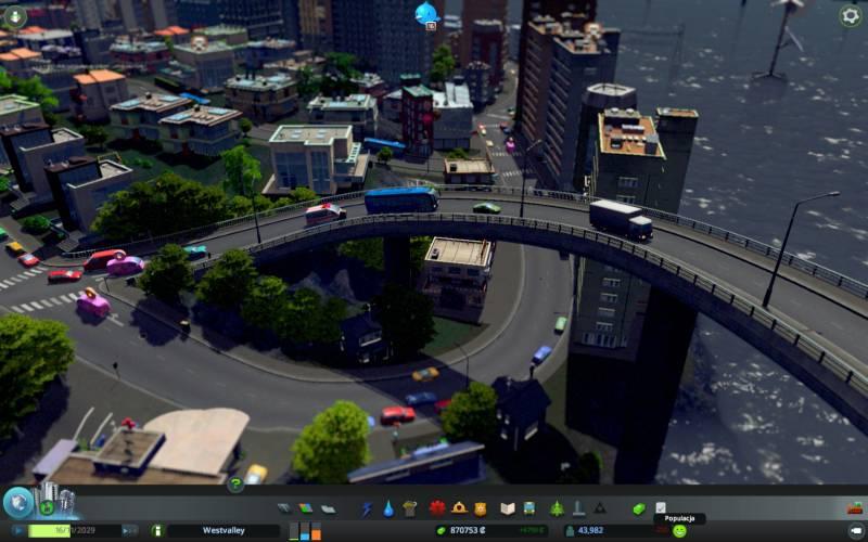 Moje miasto w Cities Skylines