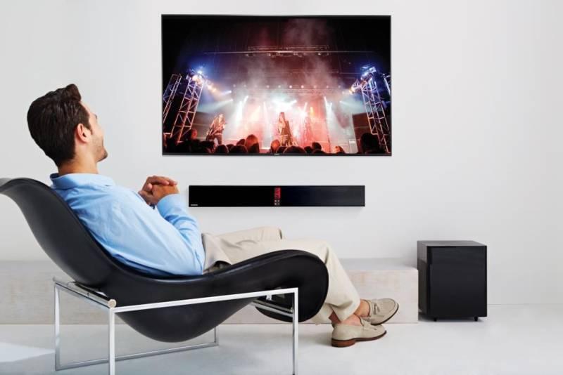 Samsung Soundbar HW-H750  recenzja