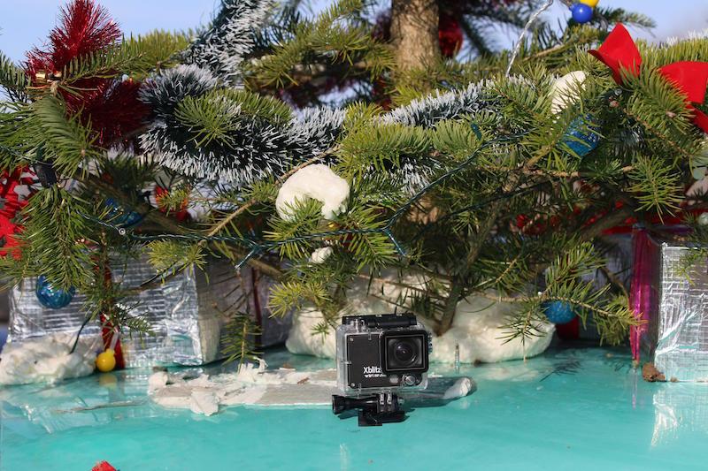 xblitz extreme II 4k kamera sportowa
