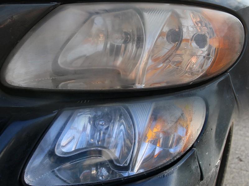 Diy Regeneracja Lamp Samochodowych Z Malowaniem Lakierem Uv