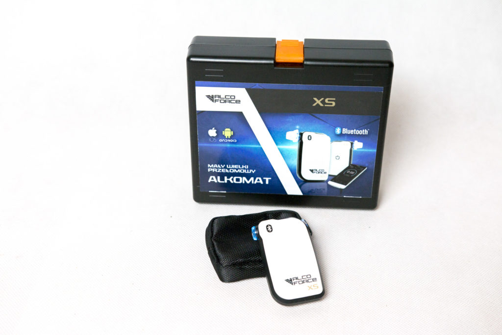 Alcoforce XS Bluetooth