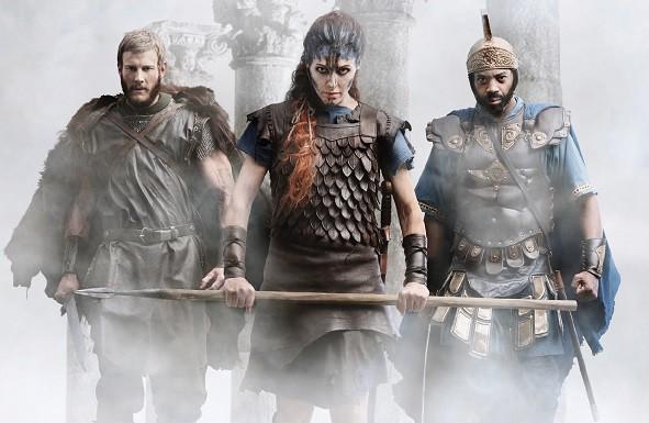 Nowy serial: Barbarzyńcy na History