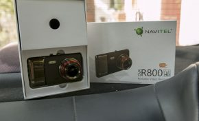 Wideorejestrator Navitel R800 (recenzja, test, sample)