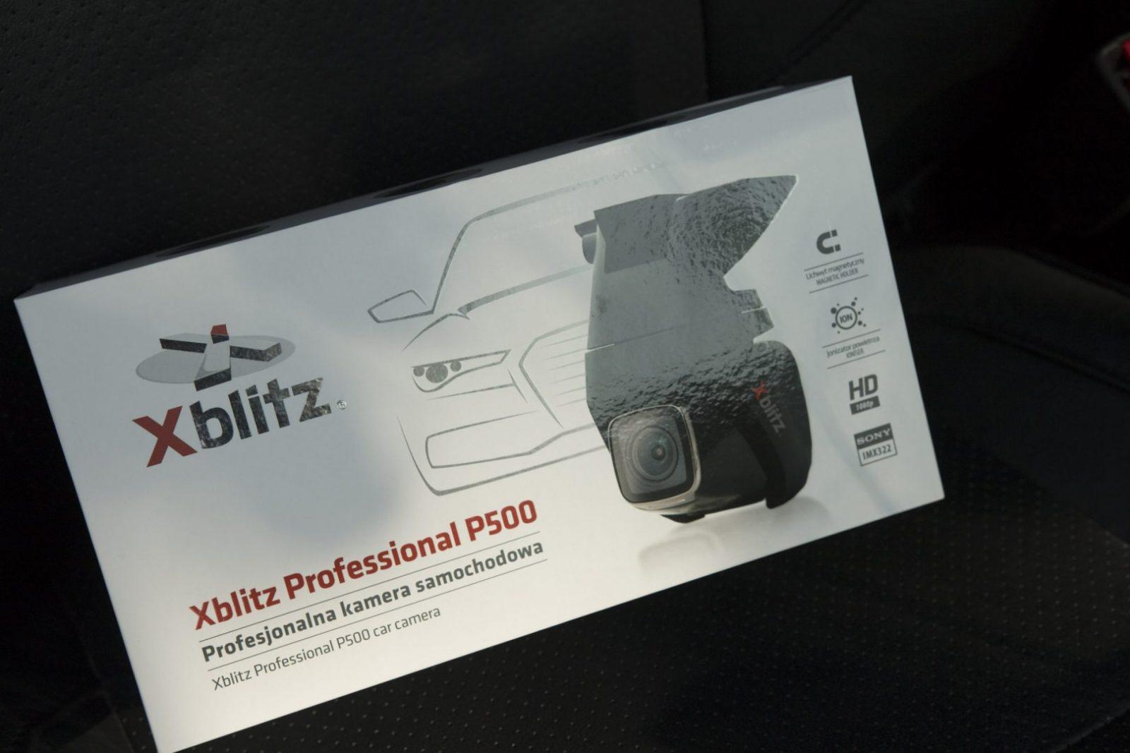 Xblitz P500