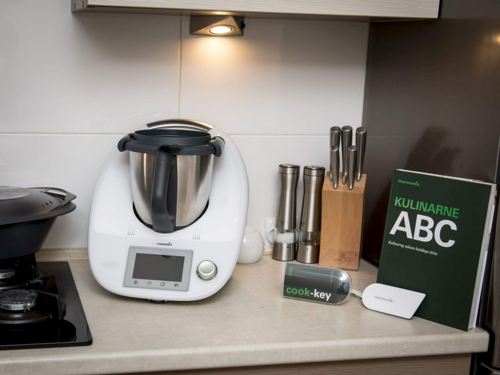 vorwerk thermomix tm5 z cook key recenzja opinie. Black Bedroom Furniture Sets. Home Design Ideas
