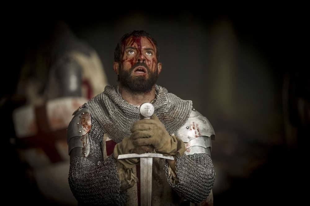 Nowy serial Templariusze (Knightfall)