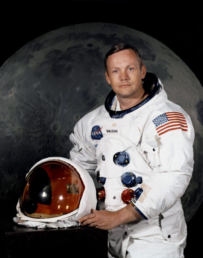 Armstrong człowiek z Ksieżyca